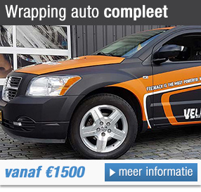 Wrapping auto compleet