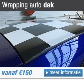 Wrapping auto dak