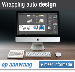 Wrapping auto design
